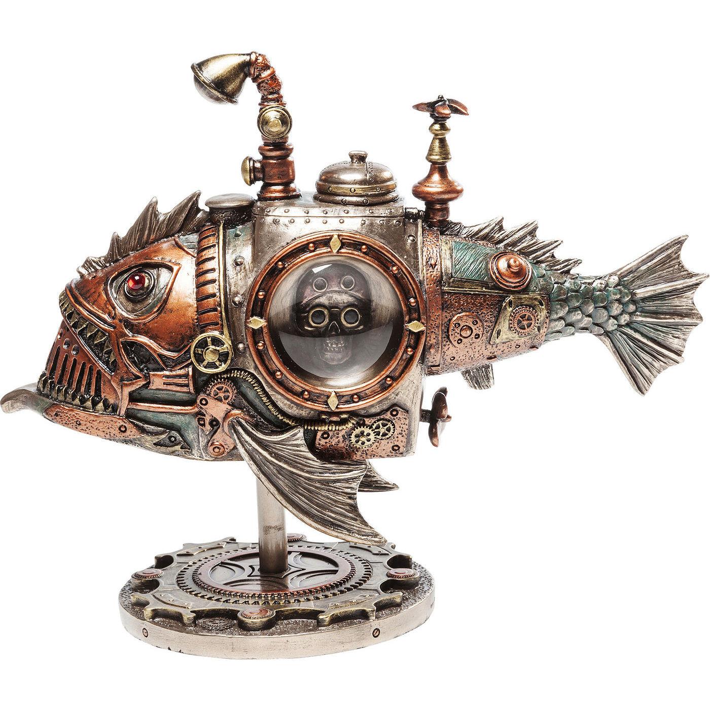 objet d coratif steampunk submarine kare design mutoni m bel. Black Bedroom Furniture Sets. Home Design Ideas