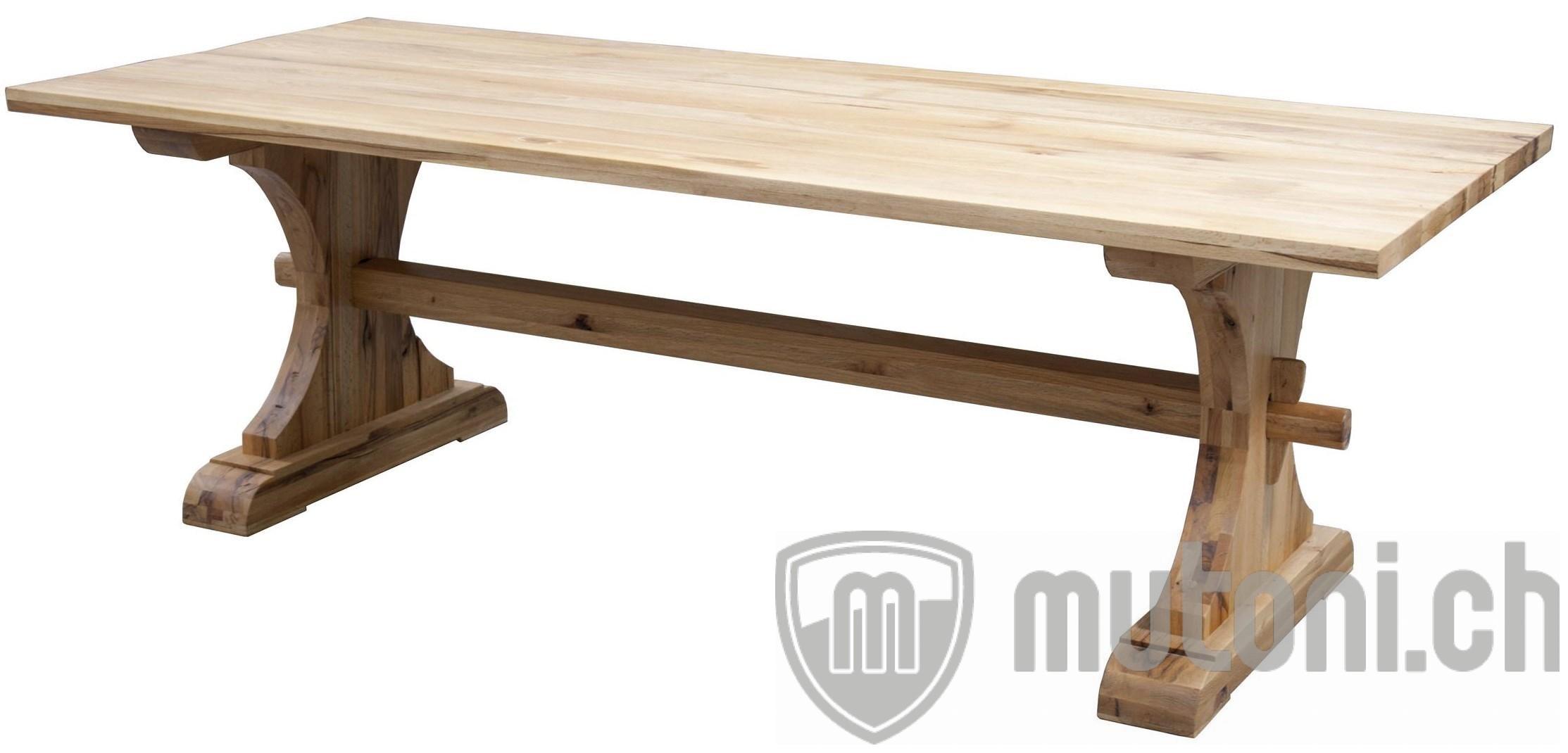 esstisch hamilton eiche rustikal mutoni wood mutoni. Black Bedroom Furniture Sets. Home Design Ideas