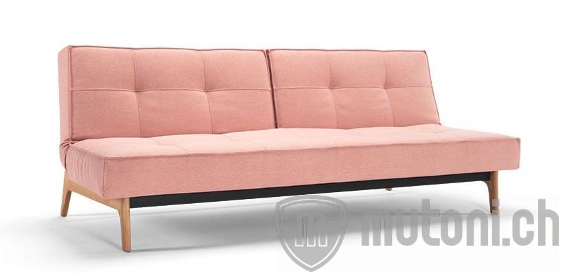 Bettsofa splitback ohne armlehnen verschiedene ausf hrungen bettsofas sofas couches - Wohnzimmer ohne sofa ...