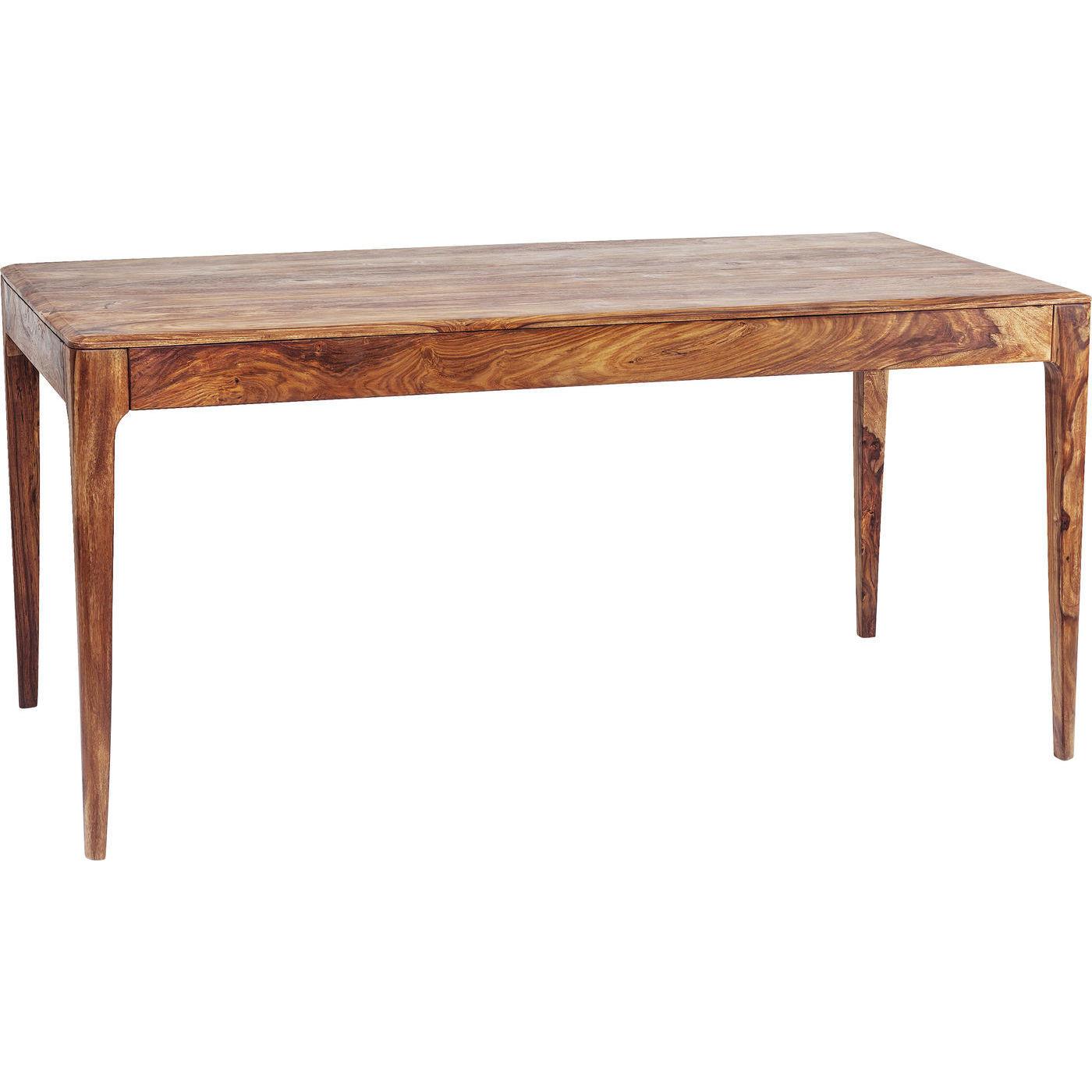 brooklyn nature tisch 160x80cm kare design mutoni m bel. Black Bedroom Furniture Sets. Home Design Ideas