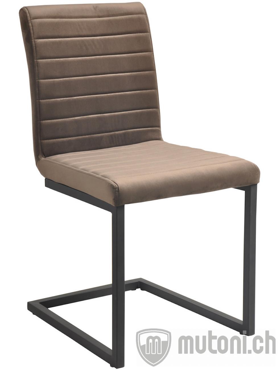 Freischwinger Stuhl Carlos Braun
