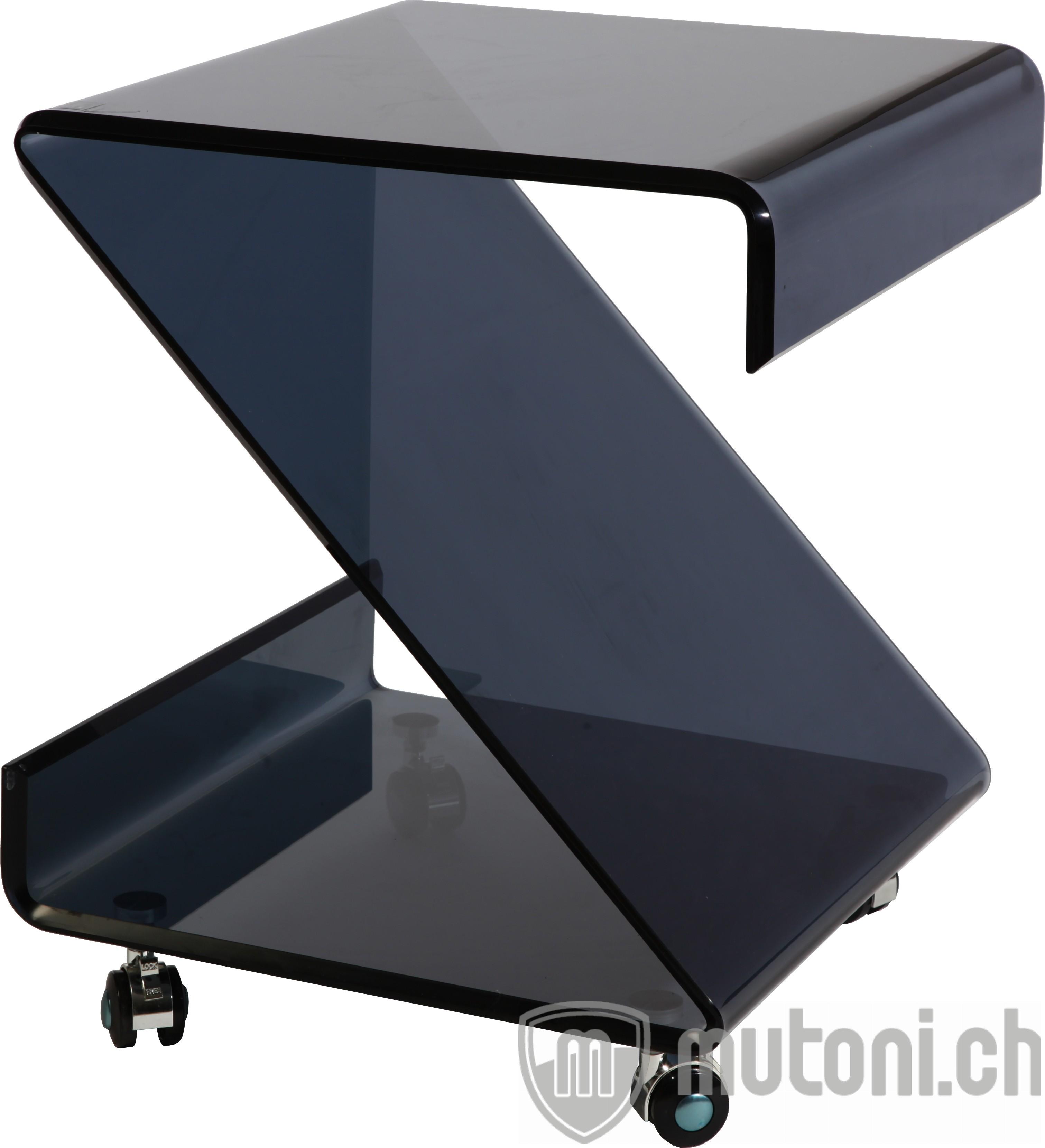 Beistelltisch z schwarz mutoni design mutoni m bel for Beistelltisch design schwarz