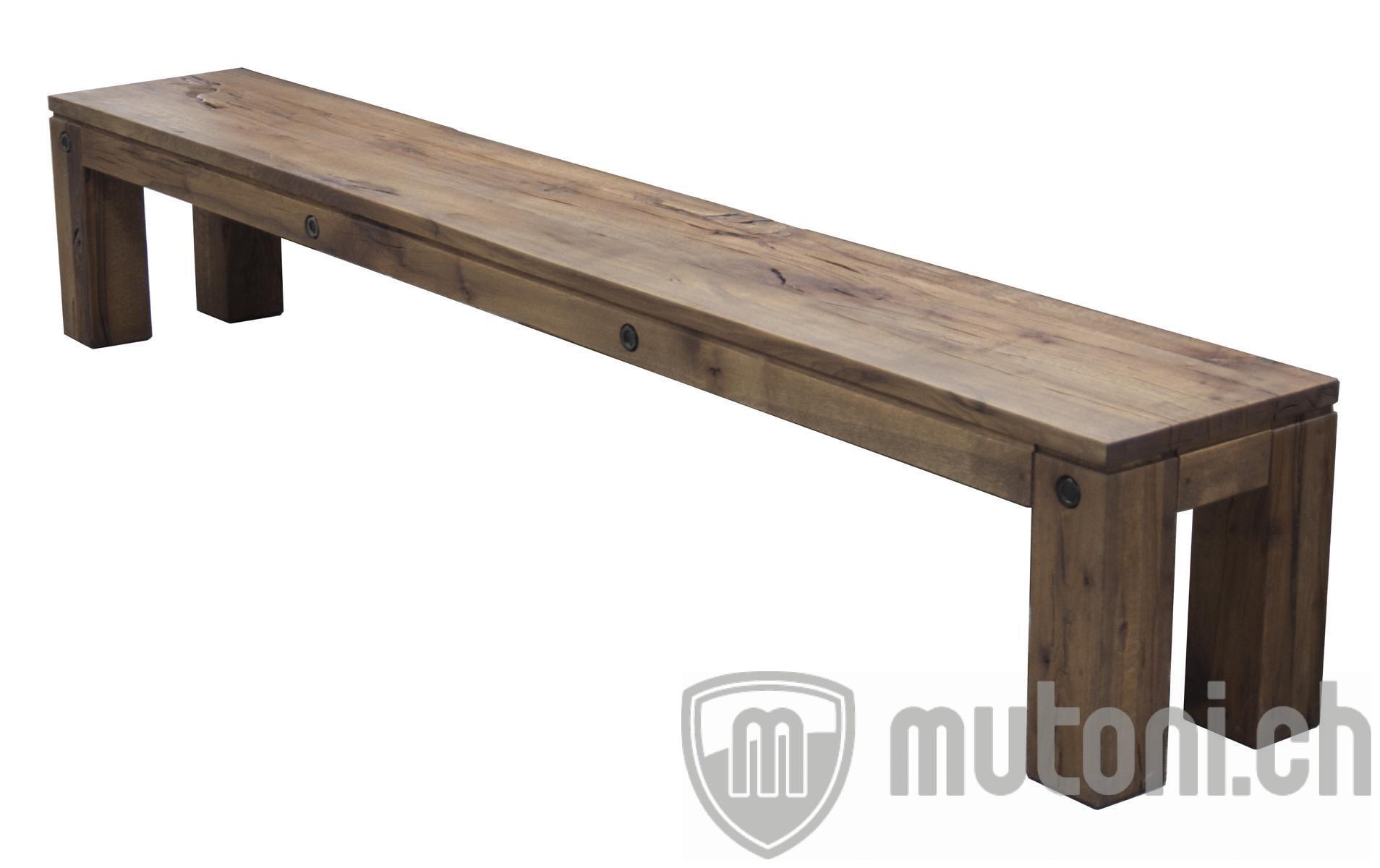 banquette en bois toronto ch ne rustique mutoni wood. Black Bedroom Furniture Sets. Home Design Ideas