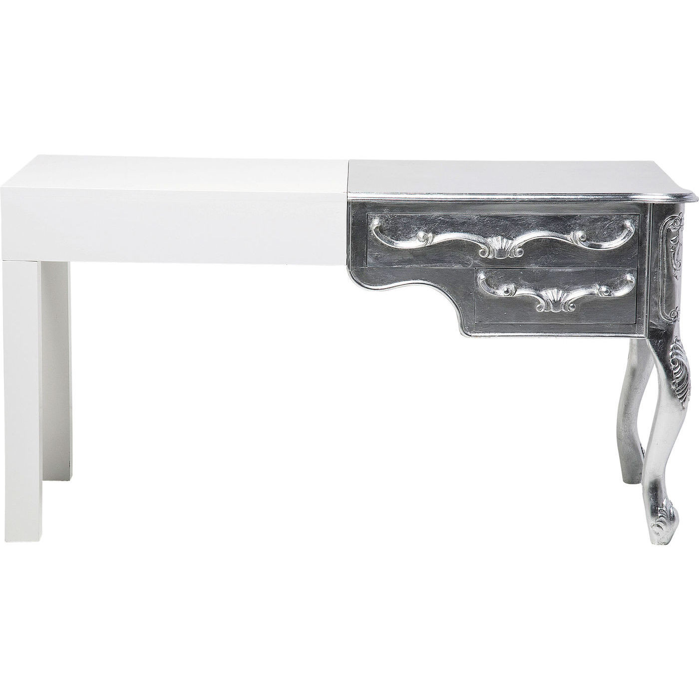 schreibtisch janus 140x60cm 2sk kare design mutoni m bel. Black Bedroom Furniture Sets. Home Design Ideas