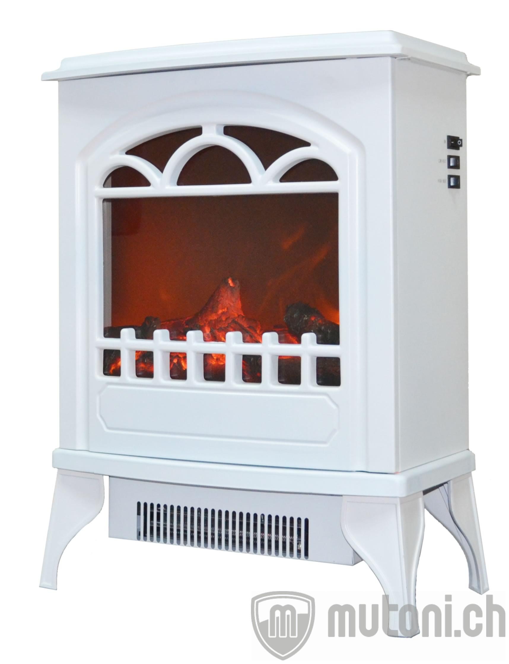 elektrokamin chalet 42x57 weiss mutoni design mutoni m bel. Black Bedroom Furniture Sets. Home Design Ideas