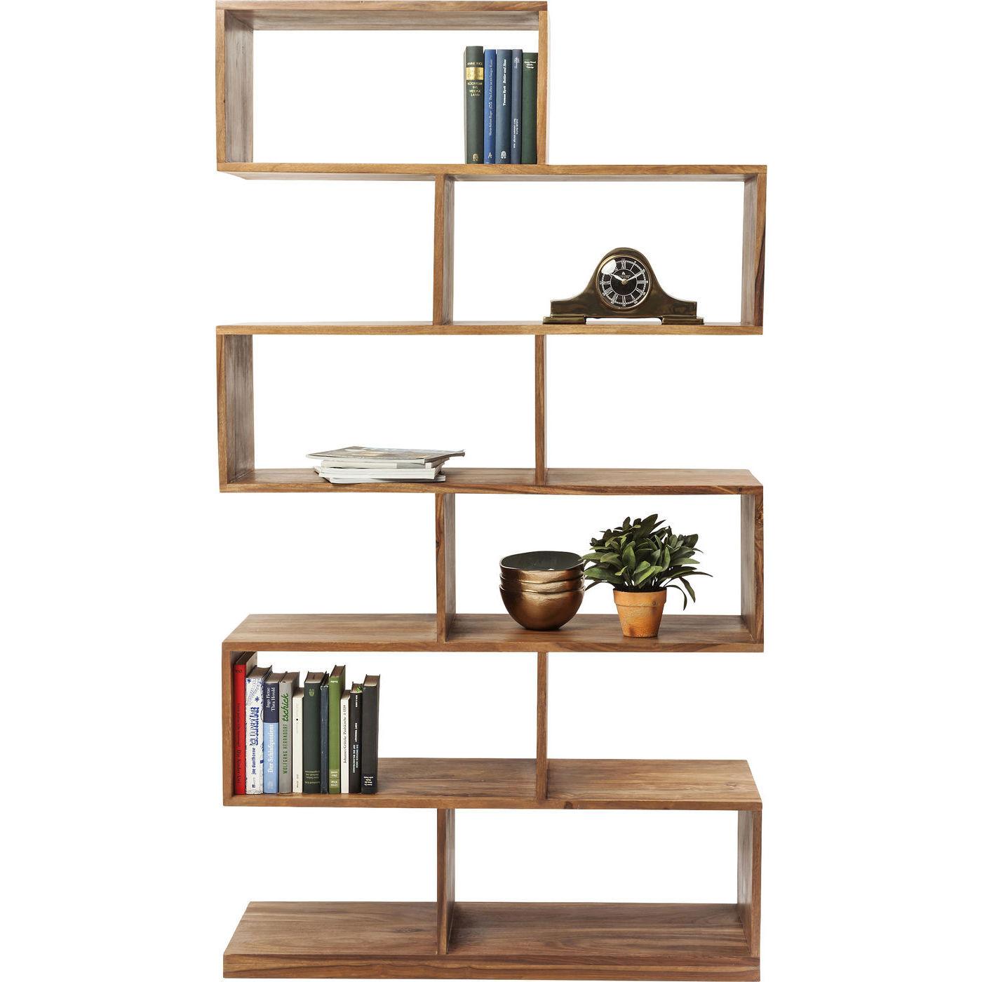 authentico regal zick zack 180x100cm kare design mutoni m bel. Black Bedroom Furniture Sets. Home Design Ideas
