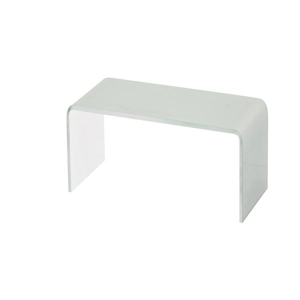 tv aufsatz trendy bhp best home products bhp glas tvaufsatz formgebogen schwarz breite cm with. Black Bedroom Furniture Sets. Home Design Ideas