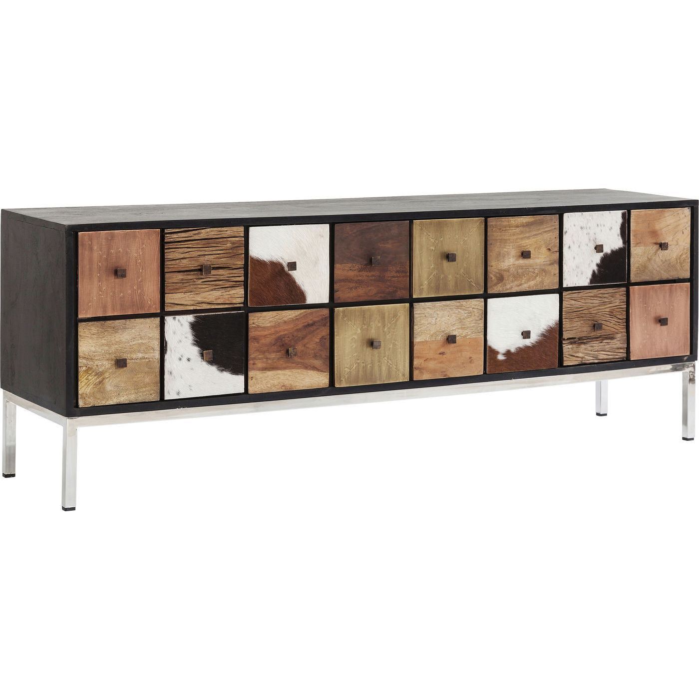 sideboard hutch 172cm kare design mutoni m bel. Black Bedroom Furniture Sets. Home Design Ideas