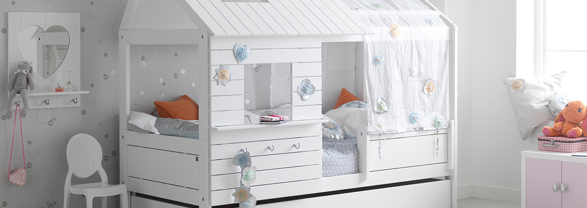 kinderbett kaufen mutoni m bel. Black Bedroom Furniture Sets. Home Design Ideas