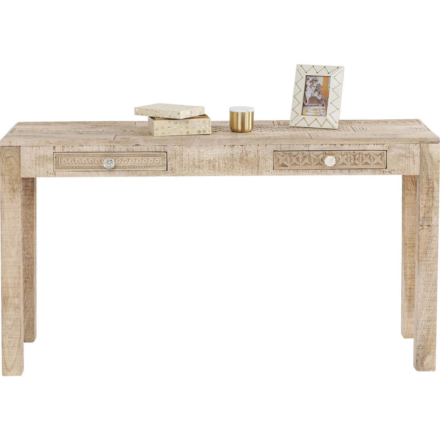 konsole puro 135x40cm kare design mutoni m bel. Black Bedroom Furniture Sets. Home Design Ideas