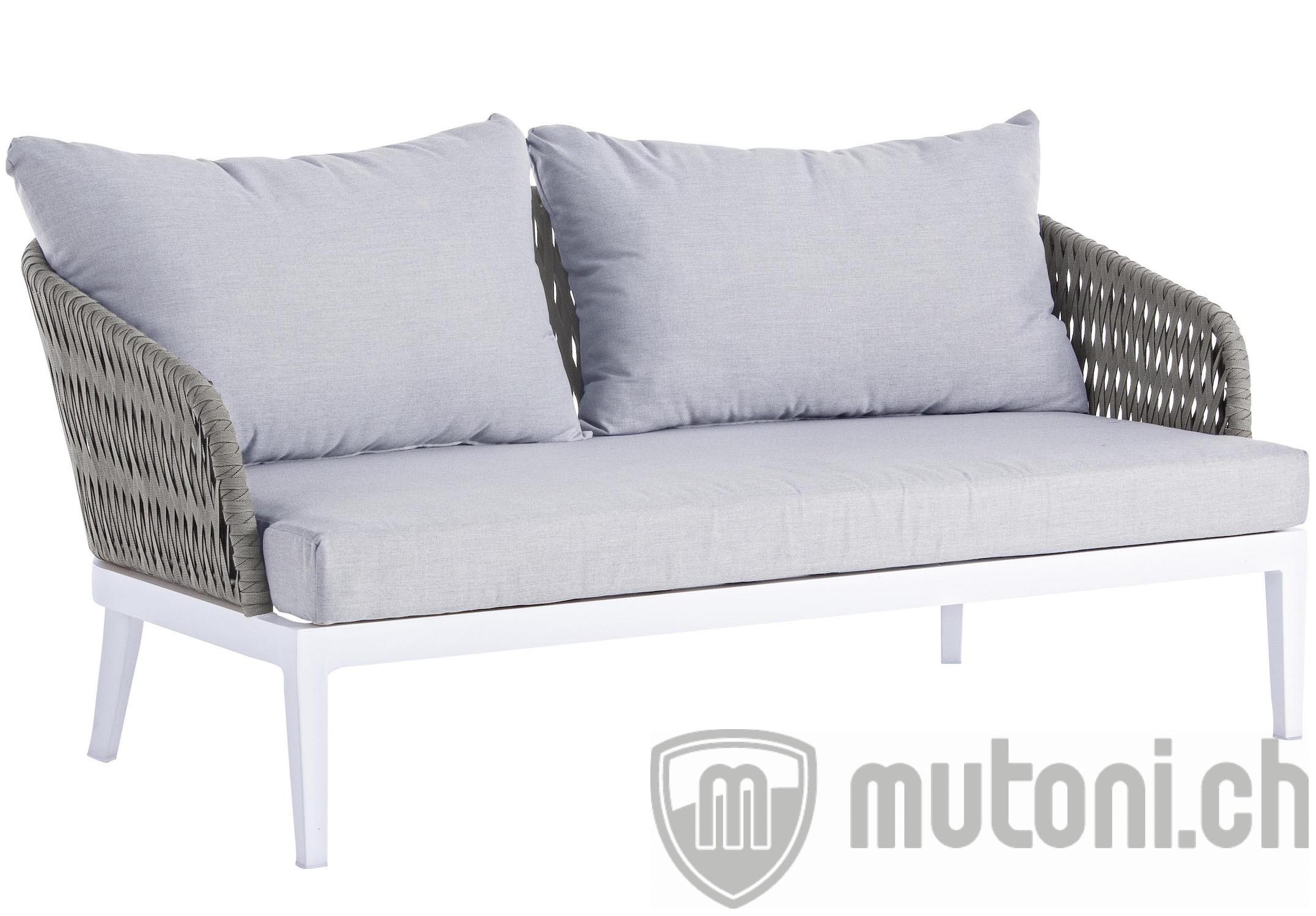 gartensofa mit kissen pelican 2 3 sitzer mutoni garten. Black Bedroom Furniture Sets. Home Design Ideas