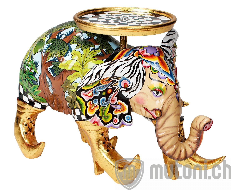 Toms drag objet d coration et sculptures mutoni m bel for Beistelltisch elefant