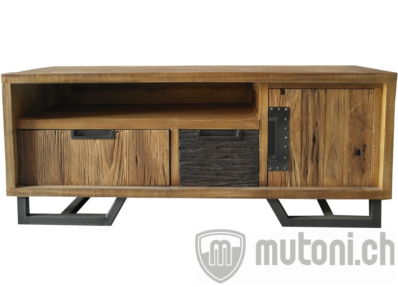 tv lowboard vintage chennai antikfinish 120 mutoni living mutoni m bel. Black Bedroom Furniture Sets. Home Design Ideas