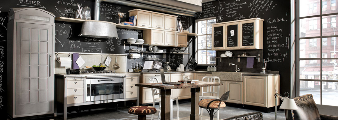 vintage k chen mutoni m bel. Black Bedroom Furniture Sets. Home Design Ideas