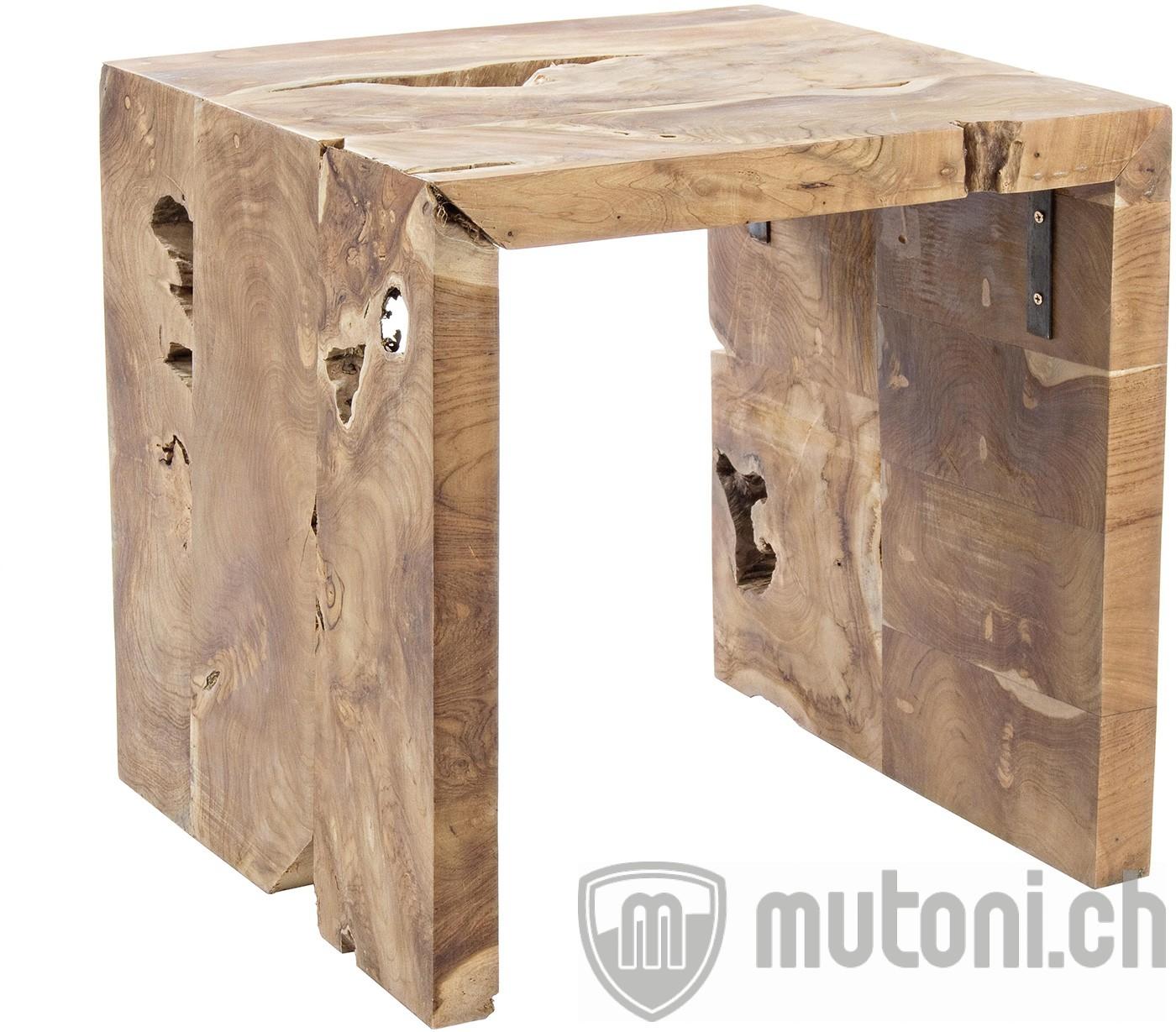 Beistelltisch rocio 45x45 mutoni lifestyle mutoni m bel for Beistelltisch 45x45