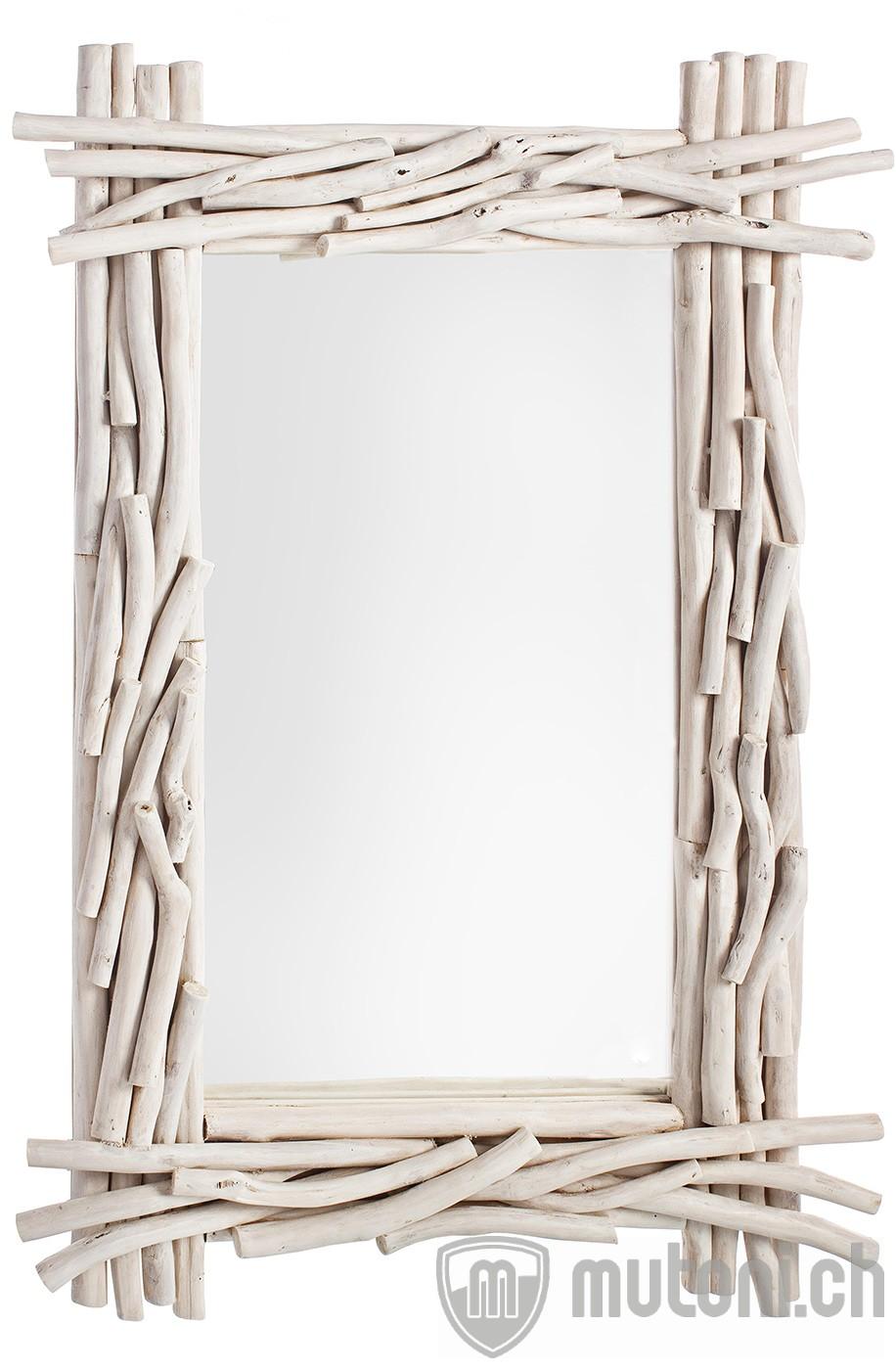 Spiegel sahel 90x60 wandspiegel spiegel accessoires for Spiegel 90x60