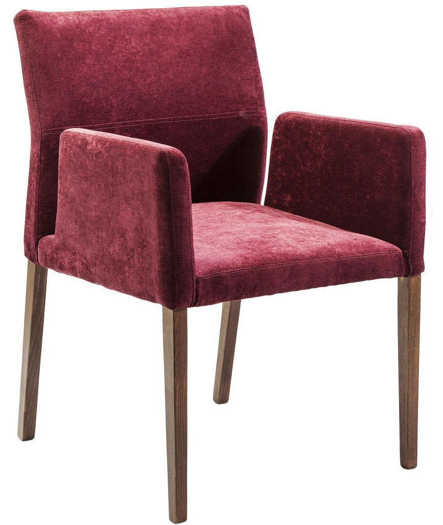 armlehnstuhl mira berry kare design mutoni m bel. Black Bedroom Furniture Sets. Home Design Ideas