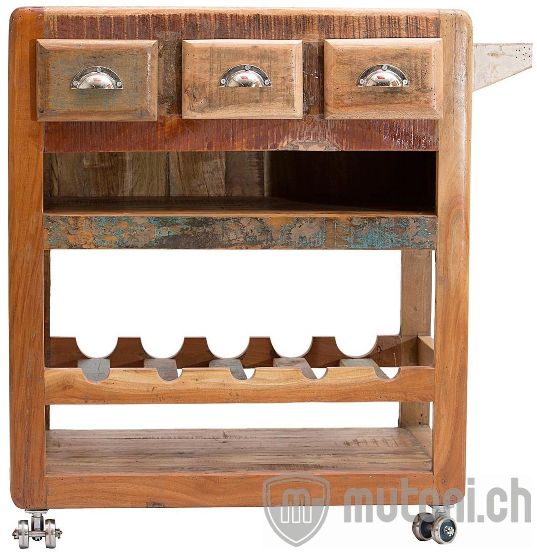 k chenwagen fridge colored vintage bunt 78x85 mutoni living mutoni m bel. Black Bedroom Furniture Sets. Home Design Ideas