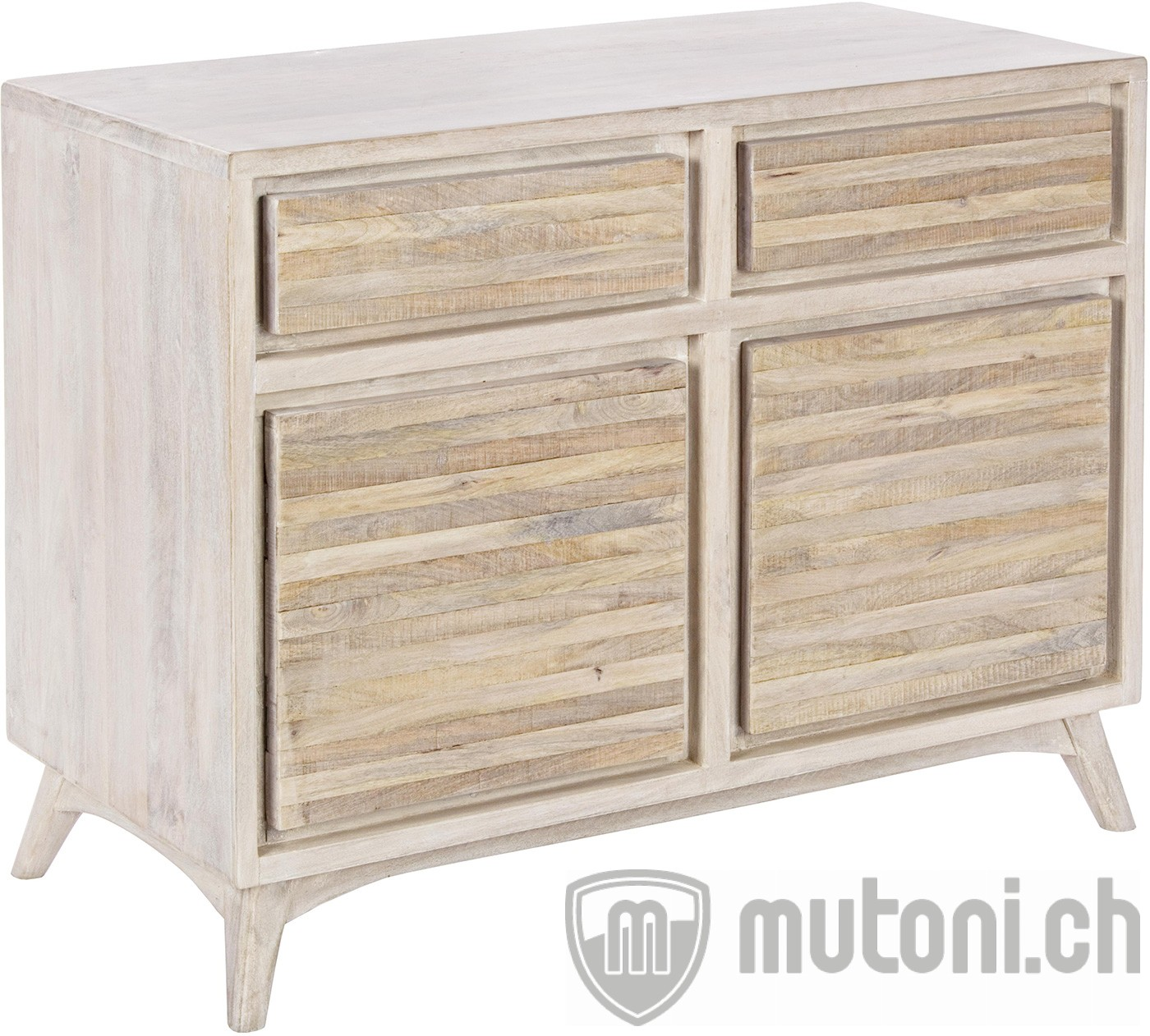 kommode dexter 2 t rig 2 schubladen mutoni lifestyle. Black Bedroom Furniture Sets. Home Design Ideas