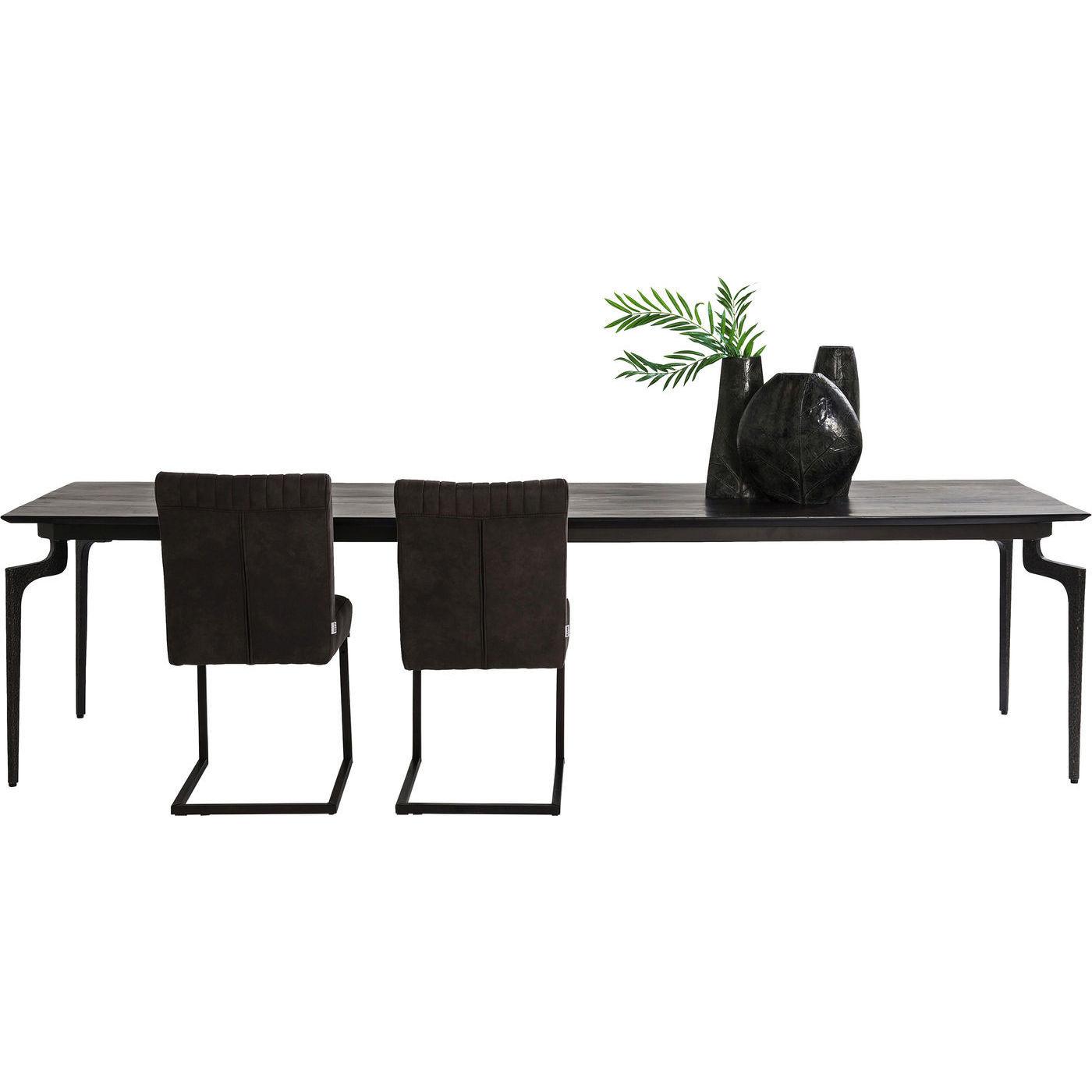 Tisch bug 300x90cm kare design mutoni m bel for Kare design schweiz