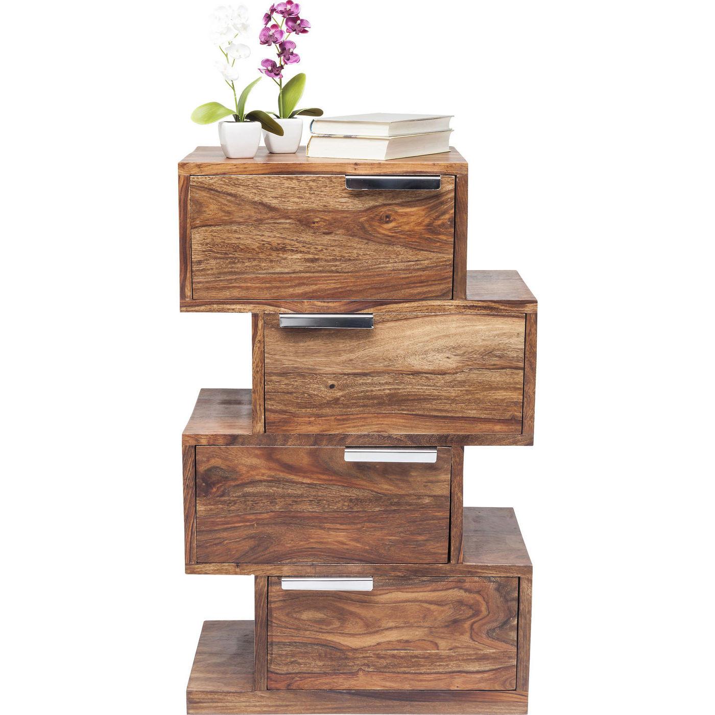 authentico kommode zick zack kare design mutoni m bel. Black Bedroom Furniture Sets. Home Design Ideas