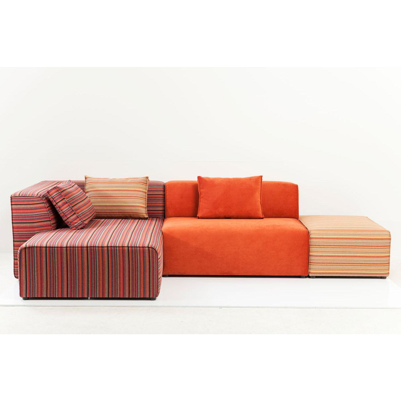 Ecksofa infinity merci ottomane links kare design for Kare design schweiz
