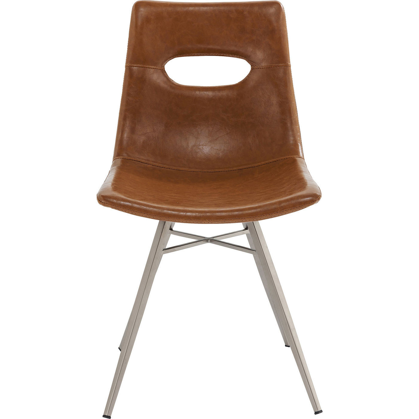 Stuhl venice hellbraun kare design mutoni m bel for Kare design schweiz