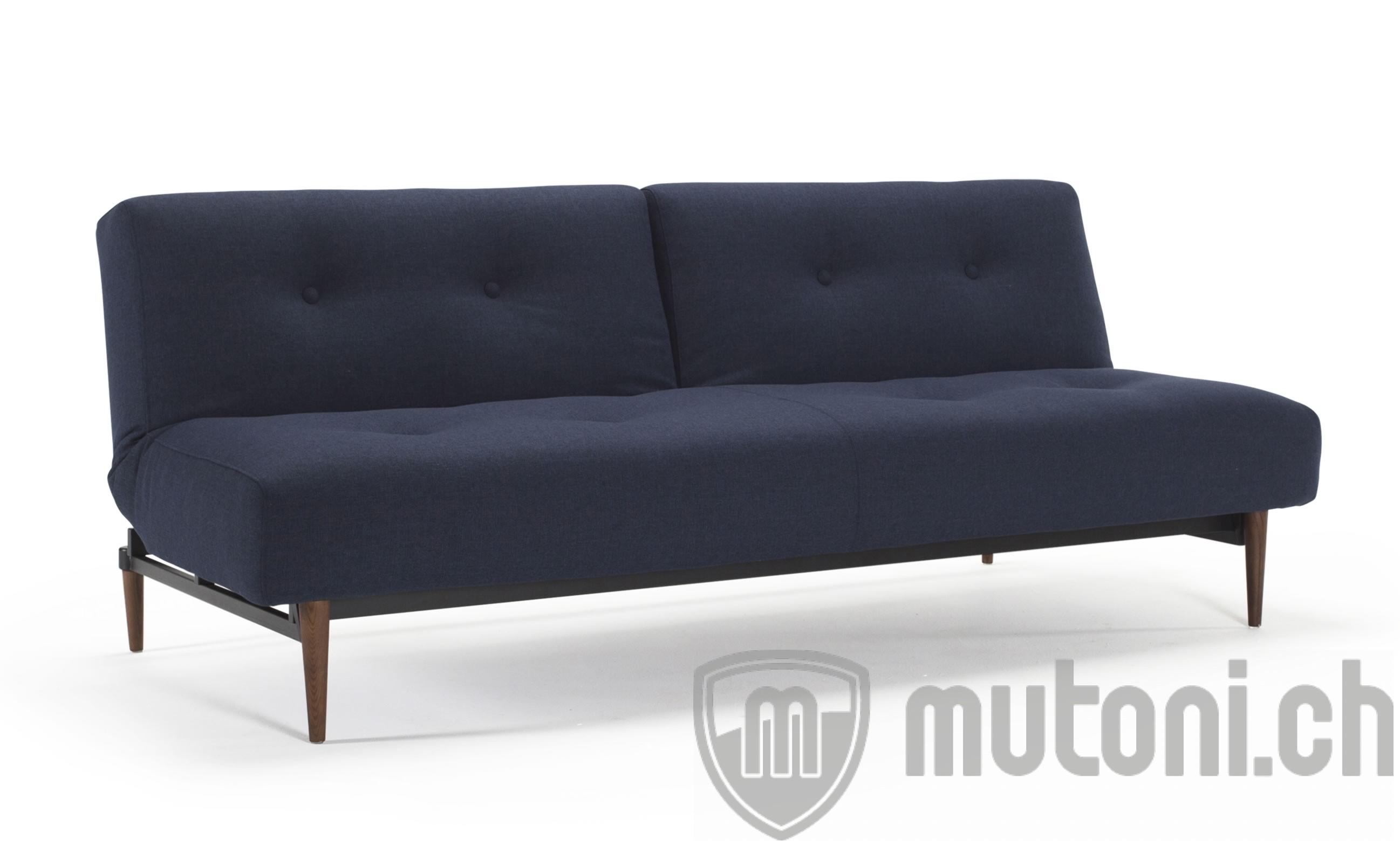 Bettsofa buri ohne armlehnen bettsofas sofas couches wohnzimmer m bel mutoni m bel - Wohnzimmer ohne sofa ...