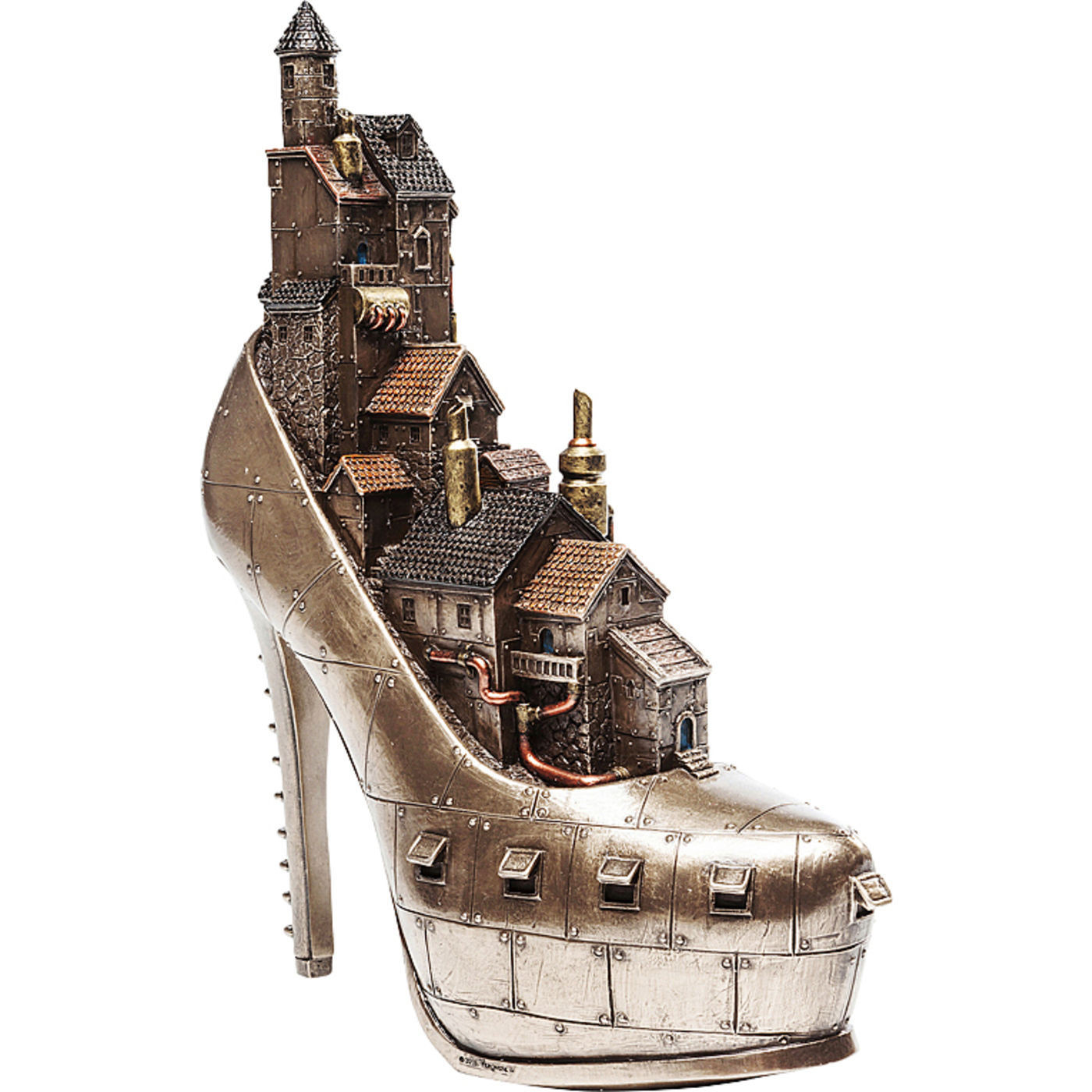 Deko Objekt Steampunk Stiletto
